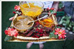 haldi ceremony bride - Google Search