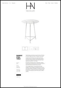 HAN Gallery by Andrew wong - Onion Design Associates, via Behance