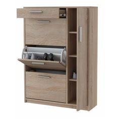 You'll love the Malta 3 18 Pair Shoe Storage Cabinet at Wayfair.co.uk - Great Deals on all Storage & Organisation products with Free Shipping on most stuff, even the big stuff.