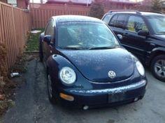 2000 Volkswagen Beetle Coupe