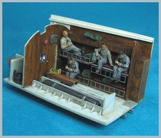 Revel 1:72 U-Boat V-IIC Wolf Pack, build article including interiors by CMK.