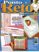 "Gallery.ru / logopedd - Альбом ""6"" Cross Stitch Magazines, Embroidery Designs, Books, Diy, Free Stuff, Gallery, Satin Stitch, Crafts, Towels"