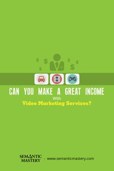 Can You Make A Great Income With Video Marketing Services? #SEO via http://semanticmastery.com/can-you-make-a-great-income-with-video-marketing-services/amp/