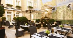 Castille Paris in Paris, France - Hotel Travel Deals | Luxury Link