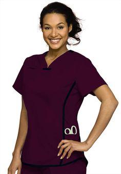 Summer dress 3 4 sleeve scrub tops