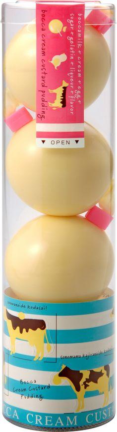 """""""風船プリン(Balloon flan) looks interesting and perhaps yummy #packaging PD"""