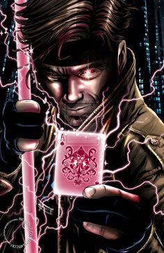 kamisamafr:  Gambit par Jon Hughes