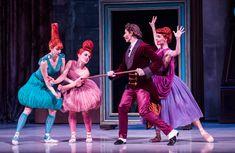 Cinderella review at London Coliseum – 'lacklustre choreography'
