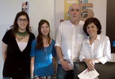 6/06/16 Presentación de las novedades de Libros de la Ballena, editorial vinculada al Máster de Edición de la Universidad Autónoma de Madrid.Foto © Jorge Aparicio/ FLM16