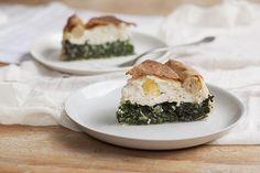 Torta Pasqualina (Easter Chard and Ricotta Pie) recipe: Savory celebration. #food52