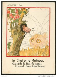 Florian - Le Chat et le Moineau