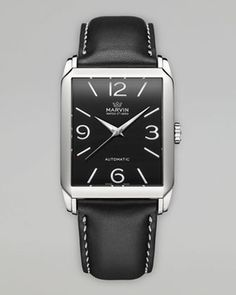 Marvin Malton 160 Automatic Watch