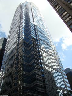 Liberty Place - The Second Tallest Building in the city.