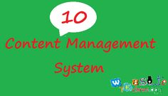 Here is a list of ten Content Management System that you must be looking for in 2016.