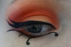 BubbleGoth Eye Make Up Tutorial