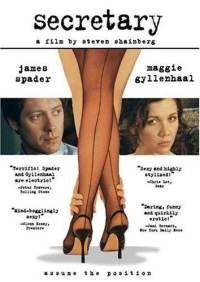 The Secretary with Maggie Gyllenhaal and James Spader.  Yes, I think it's romantic.