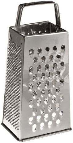 Adcraft GS25 9 Height Stainless Steel 4Sided Grater  Set of 3 -- Read more  at the image link. (Amazon affiliate link)