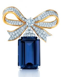 TIFFANY JEWELRY  BROOCHES WITH BLUE STONES | brooch from oscar heyman 800 642 1912 7 of 11 multistone brooch rose ...