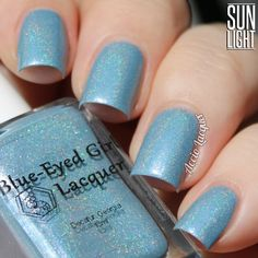 The Innuendo Squad | Blue-Eyed Girl Lacquer