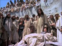 Jesus Heals the Paralytic - YouTube