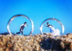 指輪と一緒に親指フォト!前撮りや結婚式の写真にぴったり | marry[マリー]