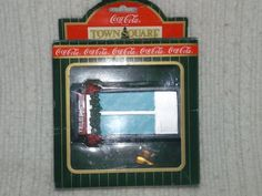 Coca Cola Town Square Telephone Booth Coca-Cola