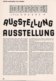 Schrift: Geschrieben, Gezeichnet, und Angewandt, Ernst Bentele, Karl Gröner Verlag, Ulm-Söflingen, Germany, n.d. (ca.1953)