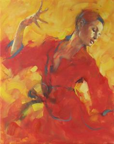 'Flamenco' Renata Brzozowska