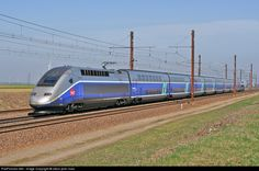 Catch the TGV for a fast (stress free) method of getting from A-B!