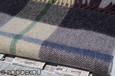 ŠÁL Z JAHŇACEJ VLNY – SIVO-ČIERNY | PODDEKOU Wool Scarf, Tie Clip, Scarves, Colors, Scarfs, Tie Pin