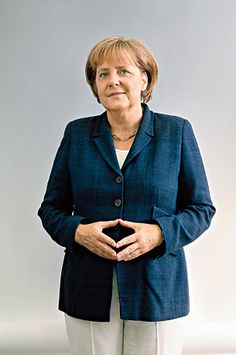 Angela Merkel - A visionary leader
