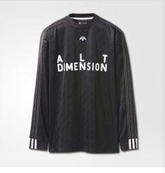 2db9a19e2 adidas Alexander Wang drop 2 Black Long Sleeve T Shirt Medium In hand BNWT