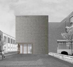 Marzona Archiv Berlin by m.sc.arch.a.utecht