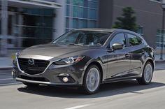 Mazda builds 4-millionth Mazda3