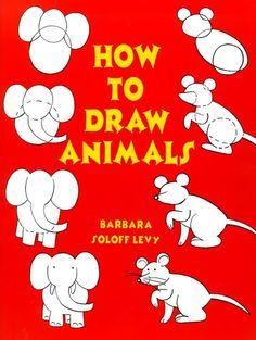 Fichas para aprender a dibujar animales