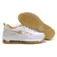 purchase cheap 35cae 19f30 Hommes Nike Air Max Terra Ninety BlancBrown