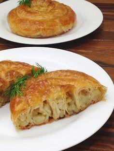 Кулинарные моменты: Молдавские вертуты с картошкой