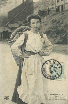 la porteuse de pain