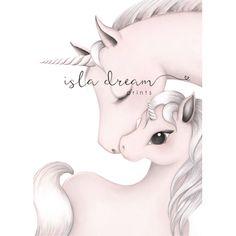 Mila and mum unicorn. unicorn drawing coloring page Unicorn Painting, Unicorn Drawing, Unicorn Art, Kids Prints, Wall Prints, Magical Bedroom, Unicornios Wallpaper, Unicorn Pictures, Daughter