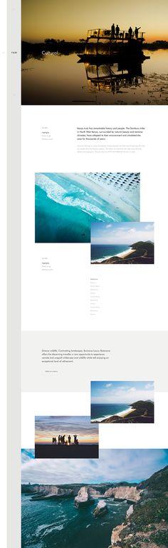 Flavien Guilbaud | Digital Art Director based in Paris, France
