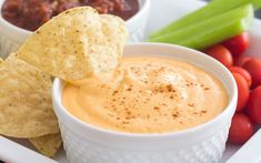 <p>Is it a dip … a sauce … a condiment? Whatever you end up calling it, this nacho cheese sauce is incredibly versatile. </p>