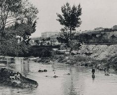 FOTOS ANTIGUAS DE MADRID - PARAJE DE SAN ISIDRO EN 1870