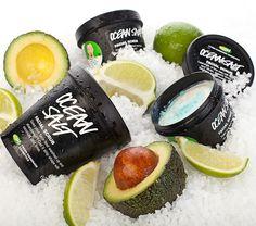 Ocean Salt (Gesichtsreiniger): Reinigendes Peeling mit Limette, Kokosnuss und Meersalz. Ocean Salt ist gerade so, als würdest du dein Gesicht auf einen Ausflug ans Meer mitnehmen.  Richtig schön! ich benutze dieses und buffy <3