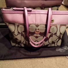Coach Purse Trade with LV/CHANEL BAG pick 2 items from my closet =) Brand new Coach Bags