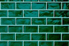 NC225143 Emerald Green Gloss Subway Wall Tiles Brisbane