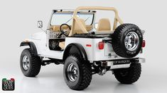 1986 Jeep CJ - 7 | Classic Driver Market
