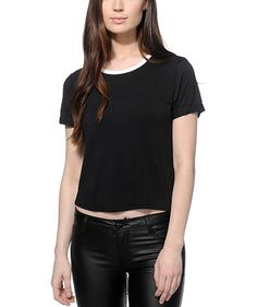 Shop girls t-shirts at Zumiez, carrying basic tees, v-necks, crew necks, and more from top brands like Obey and Billabong. Free shipping to any Zumiez store!