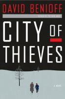 City of Thieves - During the Nazis' brutal siege of Leningrad, Lev is arrested for looting and thrown into the same cell as a deserter named Kolya. Instead of being executed, Lev and Kolya are given a shot at saving their own lives by complying with an outrageous directive: secure a dozen eggs for a powerful Soviet colonel to use in his daughter's wedding cake. Lev and Kolya embark on a hunt through the dire lawlessness of Leningrad and behind enemy lines to find the impossible.