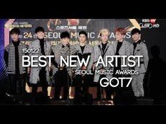 Seoul Music Awards P1 150122