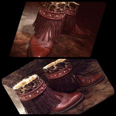 Wild Side Gypsy Boots